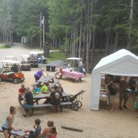 Alt='' Beautiful, campground in Maine, Camping, Turner''>